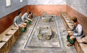 Сантехника Древнего Рима: история