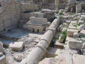 водопровод древнего рима