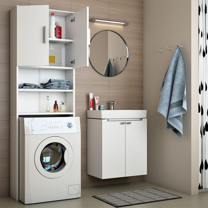место для установки стиральной машины