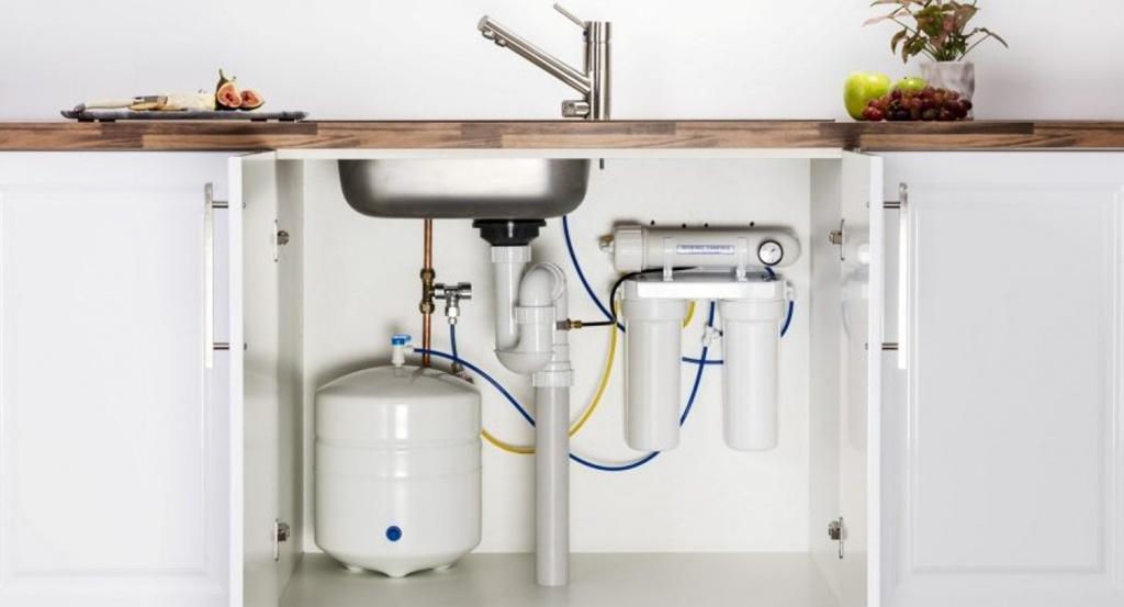 фильтры для очистки воды в квартиру